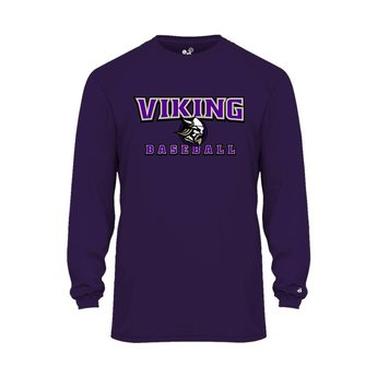 Valencia Baseball Badger Ultimate SoftLock Tee L/S - 4004