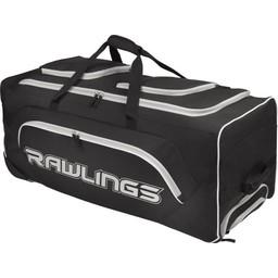 Rawlings Yadier Molina Wheeled Catchers Bag- YADIWCB-B