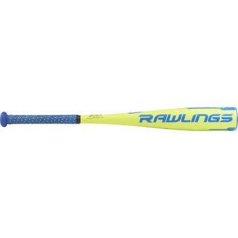 2018 Rawlings Quatro USA Baseball T-Ball Bat (-11) - TB8Q11
