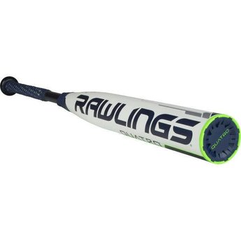 2018 Rawlings Quatro Softball Bat (-10) 2 1/4 - FP8Q10