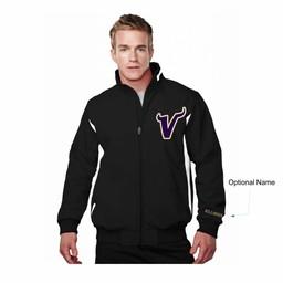 Valenica Baseball - 6430 Prometheus Jacket Black/White