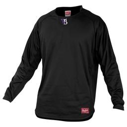 Blaze Baseball Academy - Rawlings Adult Pullover UDFP3