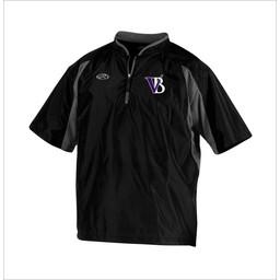Blaze Baseball Academy - Rawlings Youth Short Sleeve Jacket - YTOCCJ
