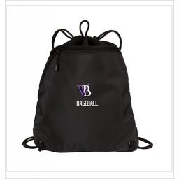Blaze Baseball Academy - Cinch Bag BG810 Black