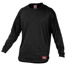 Rawlings Men's Dugout Fleece Pullover-UDFP3
