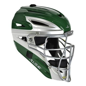 All Star S7 Adult Catcher's Two-Tone Helmet  - MVP4000