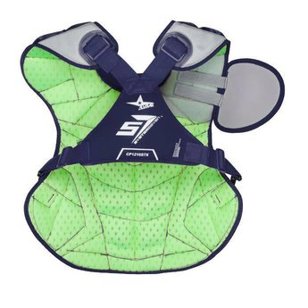 All Star S7 AXIS Youth Pro Chest Protector - CP912S7X