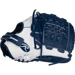 "Rawlings Liberty Advanced Color Series 12.5"" Fastpitch Glove - RLA12518WN"