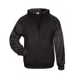 Badger Tonal Blend Sport Fleece Hoodie - 1461