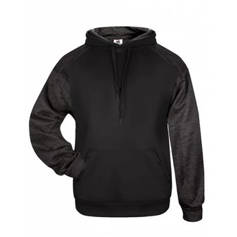 Badger Tonal Blend Sport Fleece Hoodie - 1461