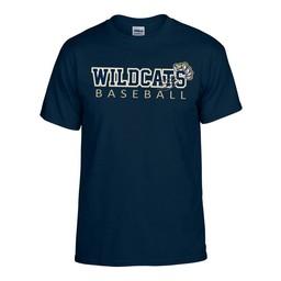 WRHSBB Gildan 8000 50/50 Tshirt
