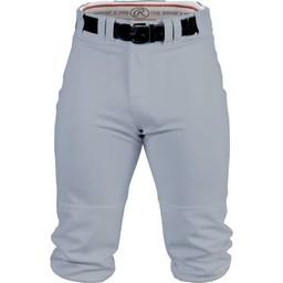 WRHSBB Rawlings Adult Premium Knee-High Fit Knicker Baseball Pants - BP150K