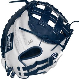 "Rawlings Liberty Advanced Color Series 33"" Fastpitch Catcher's Mitt - RLACM33FPWN"