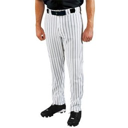 Teamwork Pinstripe Full Length Pants -3725P