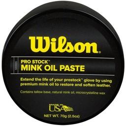 Wilson Pro Stock Mink Oil Paste