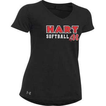 Hart Softball  Under Armour Women's Stadium Tee
