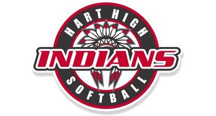 Hart Indians Softball