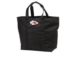 BHS Baseball All Purpose Tote  Black - B5000