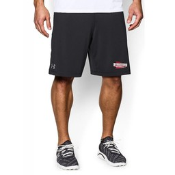 BHS Baseball UA Raid Black Short  10""