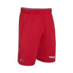 "BHS Baseball UA Raid Red Short  10"""