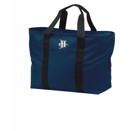 SCV Hawks Navy All Purpose Tote - B5000