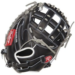 "Rawlings Heart of the Hide 33"" Fastpitch Catchers Mitt - PROCM33FP-24BG"