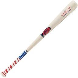 """Rawlings Velo Youth Ash Wood Bat (-7.5) 2 1/4"""" Barrel - Y62AV"""