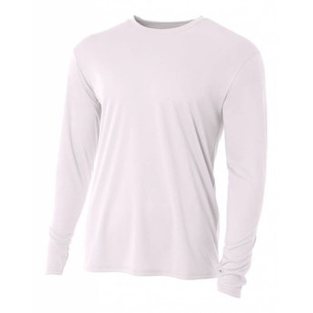 A4 Cooling Performance Youth Long Sleeve Crew- NB3165