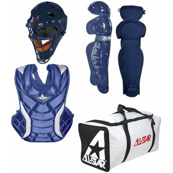 All Star Fast Pitch Series  Catcher's Kit - CKW12.5PS