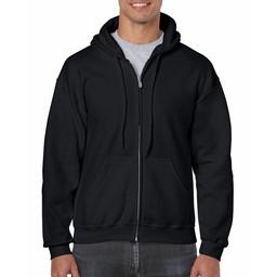 Gildan Heavy Blend Adult Full Zip Hooded Sweatshirt - 18600