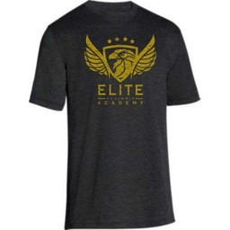 Elite Academy UA Men's Steel Stadium Short Sleeve T-Shirt- 1297709