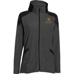 Elite Academy UA Performance Fleece Full Zip Women's Jacket - 1276215
