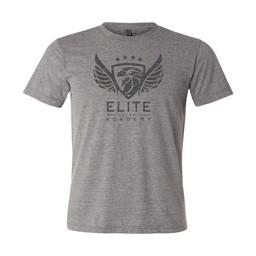 Elite Academy Bella + Canvas - Unisex Triblend Short Sleeve Tee - 3413