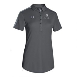 Elite Academy UA Women's Team Colorblock Polo- 1295292