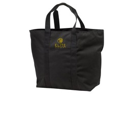 Elite Academy  All Purpose Tote  Black - B5000