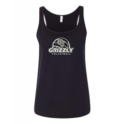 GVHS Volleyball Bella + Canvas - Women's Relaxed Jersey Tank - 6488