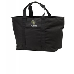 GVHS Volleyball All Purpose Tote  Black - B5000