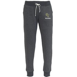 GVHS Volleyball Pennant Womens Jogger - 5206