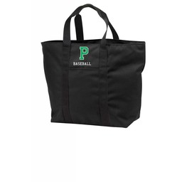 Palmdale HS Baseball All Purpose Tote  Black - B5000