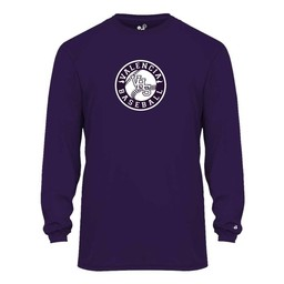 Valencia Baseball Badger Ultimate SoftLock L/S - 4004