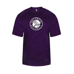 Valencia Baseball Badger Tonal Blend Jersey - 4171 Purple