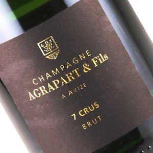 Agrapart & Fils N.V. 7 Crus Brut, Avize, Champagne