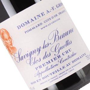 Domaine A. F. Gros 2014 Savigny-les-Beaune Clos des Guettes Premier Cru, Burgundy