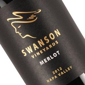Swanson 2012 Merlot, Napa Valley