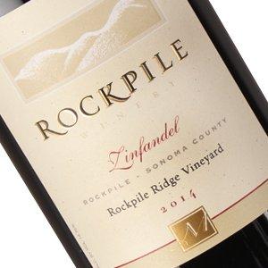 Rockpile 2014 Zinfandel Rockpile Ridge Vineyard, Sonoma County