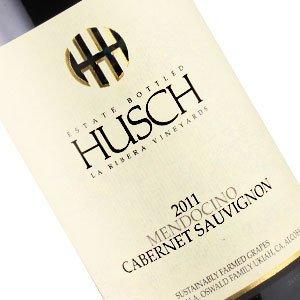 Husch 2014 Cabernet Sauvignon, Mendocino