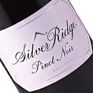 Silver Ridge 2014 Pinot Noir, California