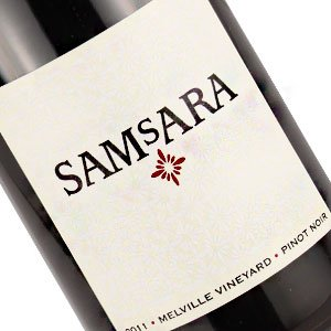 Samsara 2011 Pinot Noir Melville Vineyard, Sta. Rita Hills
