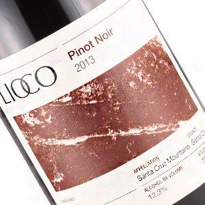 Lioco 2013 Pinot Noir, Saviera Vineyard, Santa Cruz Mountains
