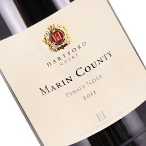 Hartford Court 2012 Pinot Noir, Marin County